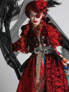 髭海賊紅珠女 / The Ruler