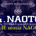 【TyCHE Maria名古屋】h.NAOTO取り扱い開始!2021年9月10日(金)〜